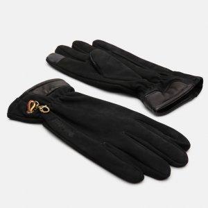 Перчатки, варежки, муфты Nubuck Glove With Touch Tips Timberland. Цвет: черный