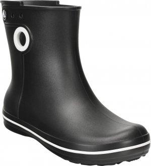 Резиновые сапоги женские CROCS Women's Jaunt Shorty Boot Black (Черный) арт. 15769. Цвет: черный