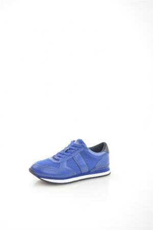 Кроссовки DKNY. Цвет: синий