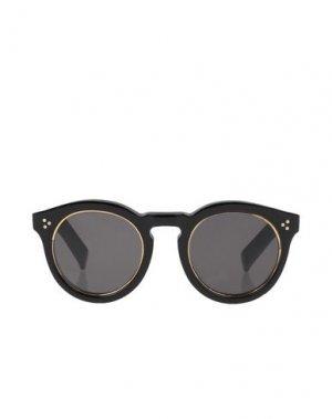 Солнечные очки ILLESTEVA. Цвет: черный