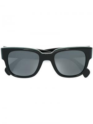 Солнцезащитные очки Eamont Paul Smith. Цвет: чёрный