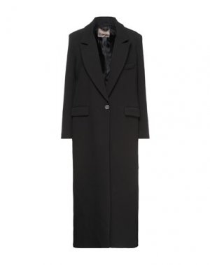 Пальто FLY GIRL. Цвет: черный