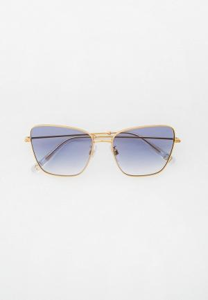 Очки солнцезащитные Dolce&Gabbana DG2275 02/79. Цвет: золотой