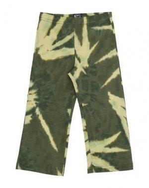 Повседневные брюки JEAN BOURGET. Цвет: зеленый-милитари