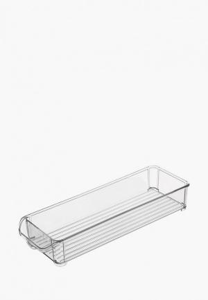 Контейнер для хранения Homsu. Цвет: прозрачный
