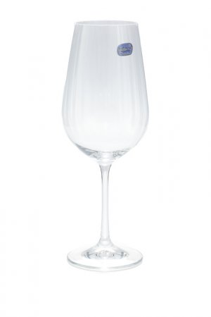 Набор бокалов, 6 шт BOHEMIA CRYSTAL. Цвет: прозрачный