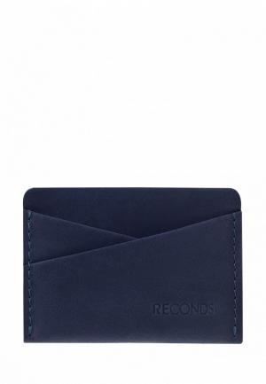 Кредитница Reconds Pocket. Цвет: синий