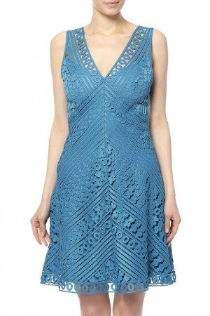 Платье Charo Ruiz. Цвет: голубой