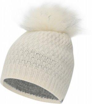 Шапка женская Margo Descente. Цвет: белый