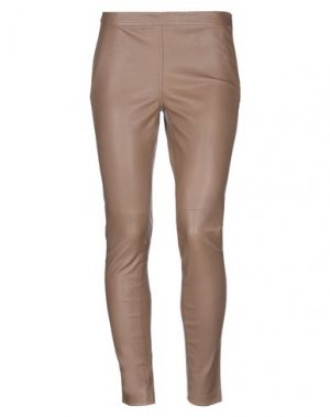 Повседневные брюки GUSTAV. Цвет: хаки