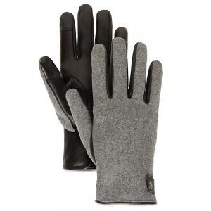 Мелкая и кожаная галантерея Woll Back Snap Glove Timberland. Цвет: серый