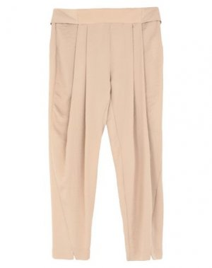 Повседневные брюки MIGUEL PALACIO for HOSS INTROPIA. Цвет: песочный