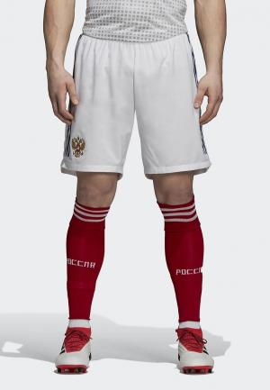 Шорты спортивные adidas RFU A SHO AU. Цвет: белый
