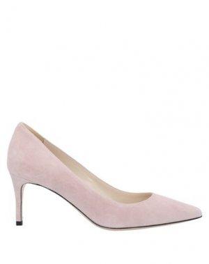 Туфли DEIMILLE. Цвет: светло-розовый