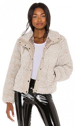 Куртка BLANKNYC. Цвет: белый