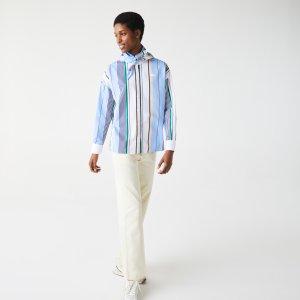 Блузы и рубашки Рубашка Lacoste. Цвет: многоцветный