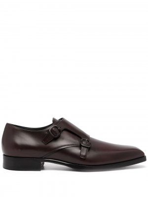 Tods туфли монки Tod's. Цвет: коричневый