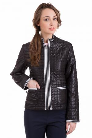 Куртка Just Valeri. Цвет: чёрный