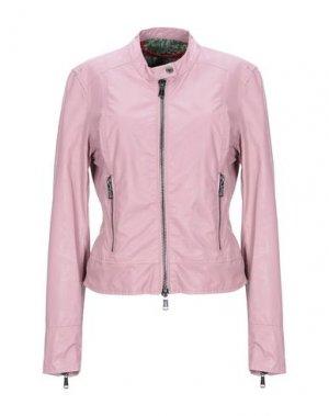 Куртка FREEDOMDAY. Цвет: пастельно-розовый
