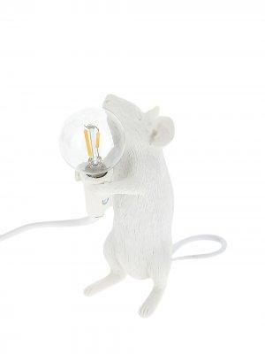 Лампа Mouse Seletti. Цвет: белый
