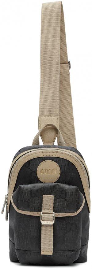 Grey Off Grid GG Sling Bag Gucci. Цвет: 1263 gr.gre/n.pl/n.p