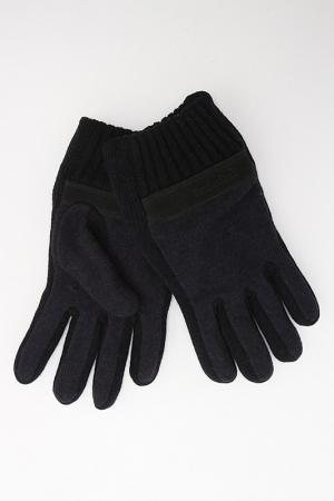 Перчатки Timberland. Цвет: синий