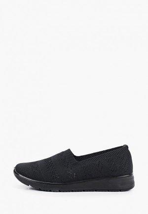 Туфли Finn Line. Цвет: черный