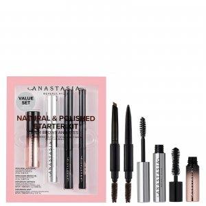 Natural and Polished Starter Kit (Various Shades) - Dark Brown Anastasia Beverly Hills