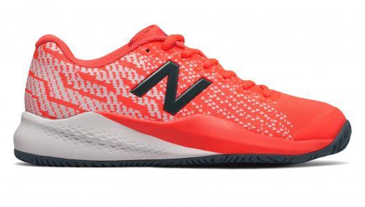 Кроссовки 996 New Balance. Цвет: оранжевый