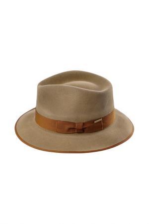 Шляпа Pierre Cardin. Цвет: песочный