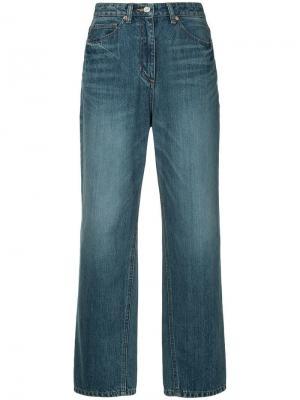 Широкие прямые джинсы System