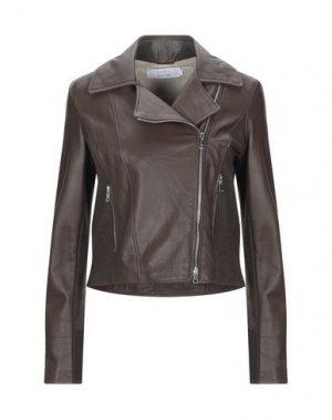 Куртка KAOS. Цвет: какао