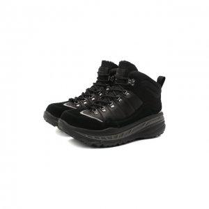 Комбинированные ботинки CA805 Hiker UGG. Цвет: чёрный