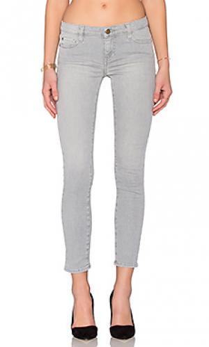 Узкие джинсы scarlett Acquaverde. Цвет: none