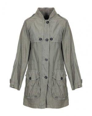 Легкое пальто MACCHIA J. Цвет: зеленый-милитари