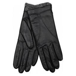 Перчатки 12/220/PITB/W черный AGNELLE