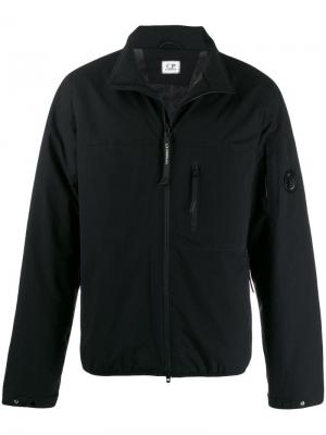 Легкая куртка CP Company. Цвет: черный