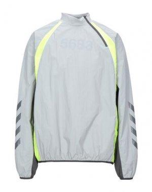 Куртка HUMMEL. Цвет: светло-серый