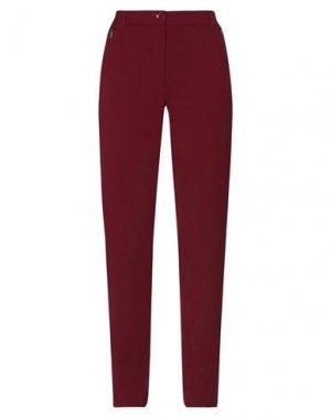 Повседневные брюки GERRY WEBER. Цвет: красно-коричневый
