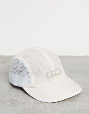 Светло-розовая с белым кепка Shredder-Розовый цвет Columbia