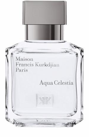 Туалетная вода Aqua Celestia Maison Francis Kurkdjian. Цвет: бесцветный