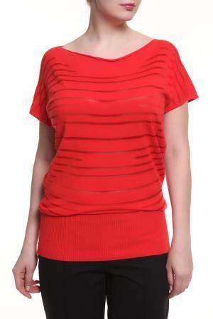 Блуза 22MAGGIO. Цвет: коралл