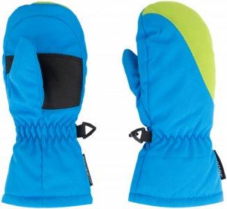 Варежки для мальчиков , размер 116 Ziener. Цвет: синий