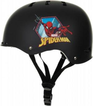 Шлем детский SPIDER-MAN Nordway. Цвет: черный
