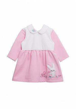 Платье Bell Bimbo. Цвет: розовый