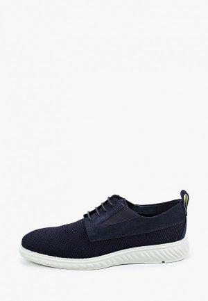 Ботинки Ecco ST.1 HYBRID LITE. Цвет: синий