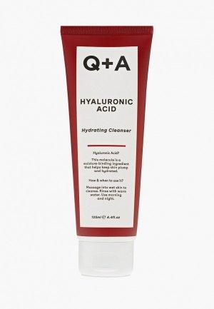 Сыворотка для лица Q+A HYALURONIC ACID, 30 мл. Цвет: прозрачный