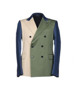 Пиджак LC23. Цвет: зеленый-милитари