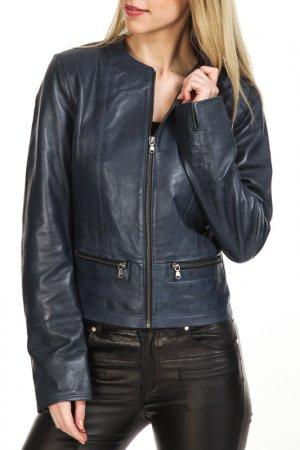 Куртка HElium. Цвет: navy