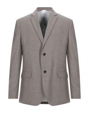 Пиджак CALVIN KLEIN. Цвет: бежевый